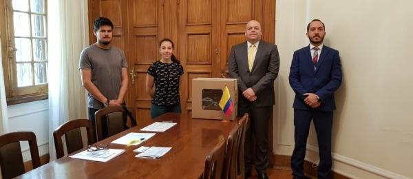 Inició la jornada electoral presidencial 2018 para la segunda vuelta en el Consulado de Colombia en El Cairo