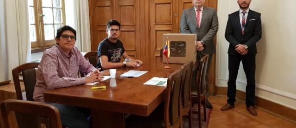 Apertura mesa votaciones en la Embajada de Colombia en El Cairo